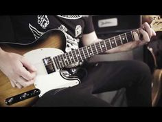 Dmitry Andrianov WAVE. Guitar music video shot on Sony a7s2