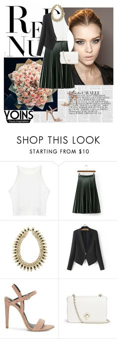 """Yoins 29/1"" by worldoffashionr ❤ liked on Polyvore featuring Rebecca Minkoff, Tory Burch, women's clothing, women, female, woman, misses, juniors and yoins"