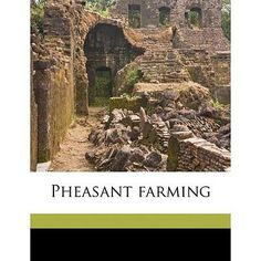 Pheasant farming #simpson #history nabu #press paperback / softback 9781177915922,  View more on the LINK: 	http://www.zeppy.io/product/gb/2/172179154088/