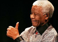 Special day for Madiba on his 94th birthday.  Special day for South Africa