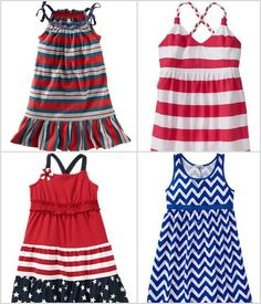 Cute Fourth of July outfits for kids