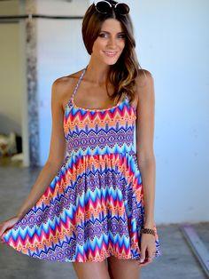 Manilla Hyper Dress at Mura Boutique 2013