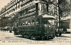 Tramways à vapeur ( Système Purrey