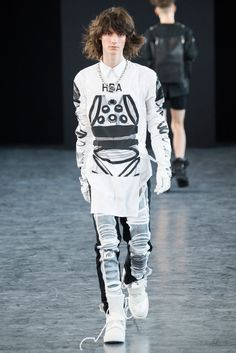 Hood by Air Spring 2015 Ready-to-Wear - Collection - Gallery - Look - Style.com