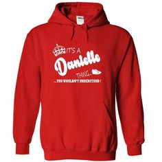 Its a Danielle Thing, You Wouldnt Understand !! Name, H - #tshirt summer #matching hoodie. GUARANTEE  => https://www.sunfrog.com/Names/Its-a-Danielle-Thing-You-Wouldnt-Understand-Name-Hoodie-t-shirt-hoodies-2831-Red-22084168-Hoodie.html?id=60505