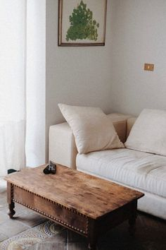 Travelling During the Pandemic: A Slow Trip to Sicily   Field + Nest Simple Interior, Minimalist Interior, Living Area, Living Spaces, Minimal Home, Beautiful Living Rooms, Humble Abode, Living Room Interior, Home Decor Styles