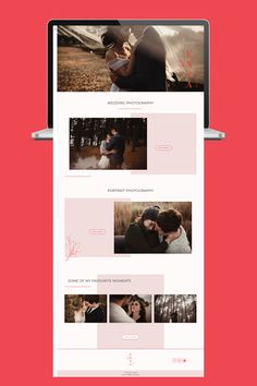 WEB DESIGN INSPO ∘ ◠ ⌓ . Gorgeous homepage design for Enya Photography. . enyaphotography.co.za . ∘ ◠ ⌓ . made with love by codepuffin.co.za . #webdesign #webdesigninspo #photographywebsite #homepagedesign #websitedesign #sitedesign #photographysitedesign #photographerwebsite Photography Sites, Photography Website, Portrait Photography, Wedding Photography, Web Design, Homepage Design, Site Design, Photographer Portfolio, Portfolio Website