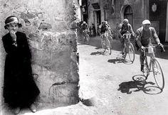 Henri Cartier-Bresson - Le Tour de France, 1928