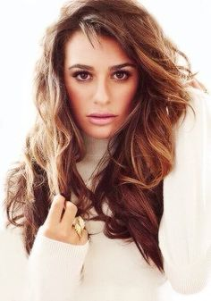 Lea Michele has become a new favorite of mine, I will continue liking her!