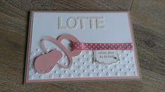Zur Geburt von Lotte...