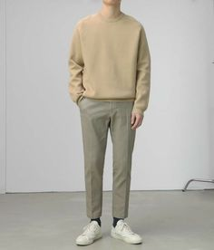 Pin by 관우 on ㅎㅎㅎ Tall Men Fashion, Korean Fashion Men, Mens Fashion Suits, Gents Fashion, Look Fashion, Stylish Men, Men Casual, Mode Streetwear, Aesthetic Fashion