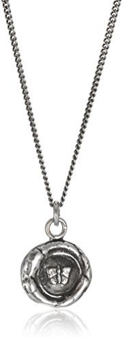 """Pyrrha """"talisman"""" Sterling Silver Butterfly Necklace * Want additional info? Click on the image."""