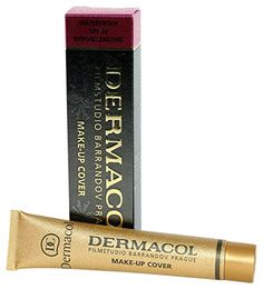 Cosmetics USA - Dermacol Make-Up Cover Foundation 30g (218)