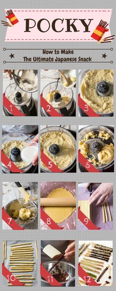 How to make the ultimate Japanese snack