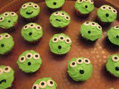 Gluten-Free Alien Cakes!
