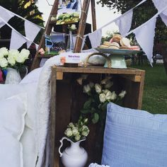 Wedding Picnic  Dial-a-Picnic Durban Kwazulunatal #weddingpicnic #weddingdecor #picnicstyle #picnic #dialapicnic www.dialapicnic.co.za Wedding Picnic, Picnic Style, Fun Events, Wedding Decorations, Nature, Instagram, Home Decor, Decoration Home, Wedding Decor
