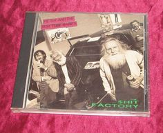 The $hit Factory ~ Peter & The Test Tube Babies 1990 Triple X records #AlternativeIndiePunkNewWave