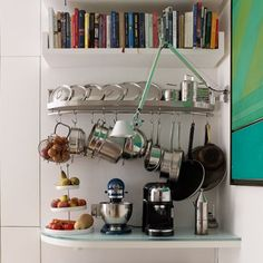 See room-by-room ideas for small space storage. Creative solutions for tiny bedrooms, bathrooms and more on HOUSE by House & Garden.