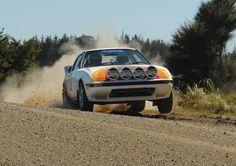 RX7 Rally Car