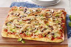 Vous pourriez bien sûr acheter de la pizza surgelée du commerce, mais soyez…