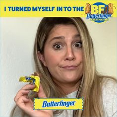 """Calling all Butterfinger Thiefs! #TurnYourselfIn this Halloween for the chance to win $25,000. Here's one of our favorite culprits in her """"smugshot."""" Upload your very own mugshot and enter at www.ButterfingerCaseFiles.com! 31 Days Of Halloween, Mug Shots, Diy Costumes"""