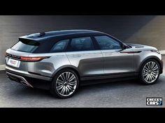 Cool Porsche 2017: Range Rover Velar (2018) ready to fight Porsche Macan - YouTube... Range Rover Check more at http://carsboard.pro/2017/2017/03/28/porsche-2017-range-rover-velar-2018-ready-to-fight-porsche-macan-youcar-youtube-range-rover-2/
