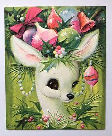 "Ms Bingles Vintage Christmas: needing HELP! The ""crafting"" monster has taken over!"