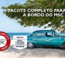 Réveillon 2018 em Cuba c/ Aéreo saindo do Rio – MSC Opera