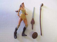 "Teela Action Figure 6"" Masters of the Universe MOTU #Mattel"