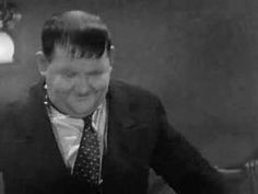 Classic short Laurel and Hardy clip