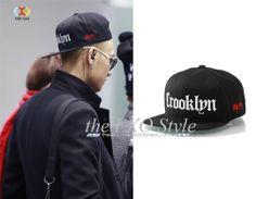SID_AC_SSUR_Tao Crooklyn Snapback in Black  | Shop: USD($) | Image Source: EXOYEAH
