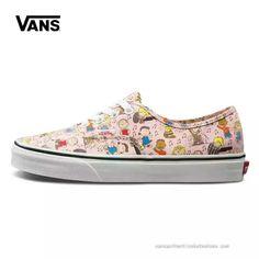 333d85a206 Vans x PEANUTS Snoopy Vans Era Pink VN0A38EMQQ3 Skate Shoe Vans For Sale