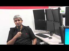 Satish Acharya - QuantInsti Alumni Testimonial - YouTube