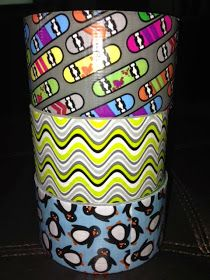 4th Grade Frolics: Duct Tape in the Classroom - Bright Ideas Linky