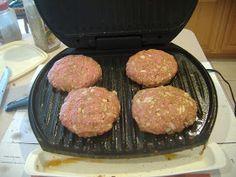 Low Carb Eating: No Carb Sloppy Joe Burger Recipe