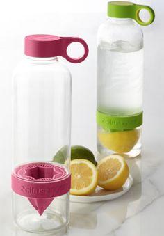 Unique Citrus Zinger Water Bottle http://rstyle.me/~3aYBy