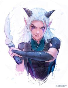 Rayla Dragon Prince, Prince Dragon, Dragon Princess, Fanart, Animation, Character Concept, Character Art, Rayla X Callum, Moon Shadow