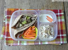 Mayo Free Tuna Salad & Almond Mousse Meal To Go