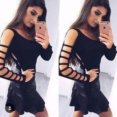 ✨Inspiração @mariellasarto!❤️ #prontaprabalada #roupasdebalada #balada #moda #modafeminina #modaparameninas #estilo #blogueira #blogdemoda #tendências #instadaily #instagood #amor #ootd #ootn #picoftheday #picofthenight #girls #followme #fashion #lookdodia #blog #fashionblog #fashionblogger #fashionstyle #fashionpost #fashionista #mariellasarto