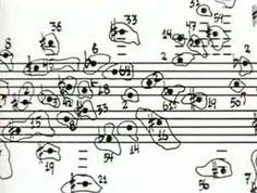 "John Cage ""Chance Procedures"""