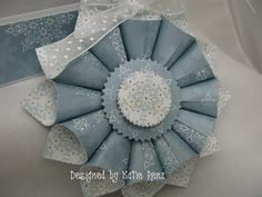 paper rosette ornament my paper haven its christmas in the limelight with tutorial