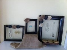 Jewelry Display by ShelbyNovellDesigns on Etsy, $65.00