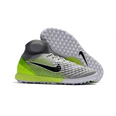 Nike MagistaX Proximo II TF Football Boots Green Gray Nike Football Boots,  Nike Soccer,. Official Football Shoes Store 6f36ecb57930