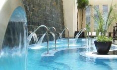 Catalonia Riviera Maya Resort and Spa - All-Inclusive in Mexico Mexico. Alegria Spa, water circuit