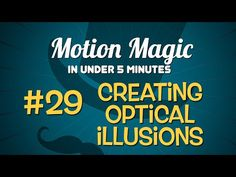 Motion Magic in Under 5 Minutes - Creating an optical illusion in Motion! http://www.motionvfx.com/B4257 ‪#‎apple‬ ‪#‎motion‬ ‪#‎vfx‬ ‪#‎filmmaking‬ ‪#‎mac‬