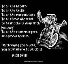 Biker Quote -135