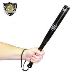 Product Spotlight-Heavy Hitter Aluminium Bat Flashlight #homesecurityguns