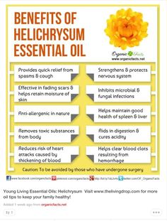 Helichrysum essential oil CPTG doTerra Essential Oils have worked the best for me. www.mydoTerra.com / martibrowne