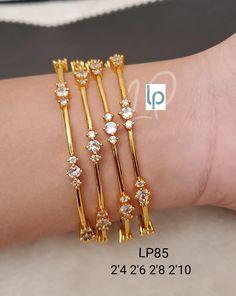 Fancy Jewellery, Gold Rings Jewelry, Unique Jewelry, Gold Bangles Design, Gold Jewellery Design, Bangle Set, Bangle Bracelets, Necklaces, Diamond Bangle