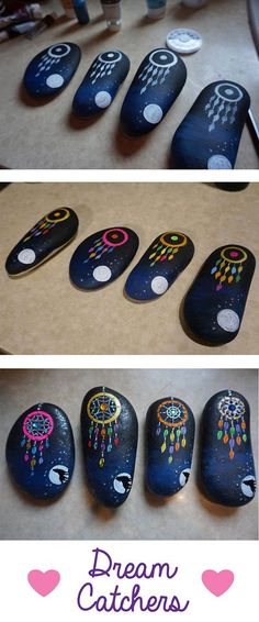 See more ideas about Rock crafts, Easy Rock painting and Painted rocks.These are pretzels but this simple design could easily be painted on rocks. Pebble Painting, Dot Painting, Pebble Art, Stone Painting, Rock Painting Ideas Easy, Rock Painting Designs, Paint Designs, Stone Crafts, Rock Crafts